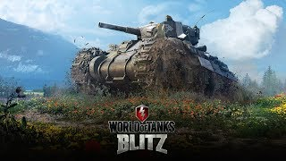 WoT Blitz - Компенсируем вчерашний вечер - World of Tanks Blitz (WoTB)