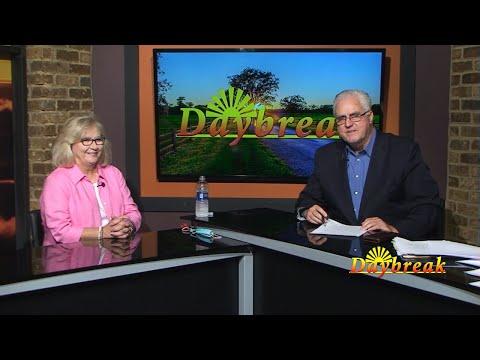 Daybreak w/ Coosa Valley Academy Headmaster, Pamela Lovelady  08/12/2020