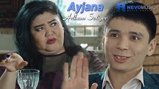 Adham Soliyev Ayjana Official Music Video