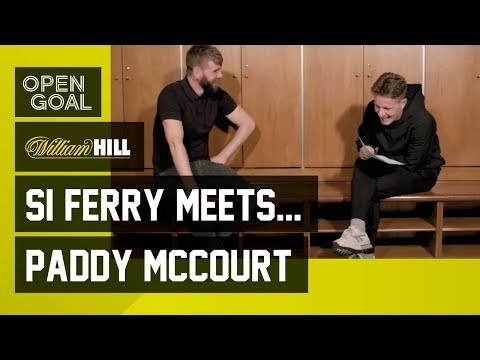 Si Ferry Meets... Paddy McCourt