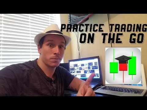 Stock Trading Simulator (FREE)