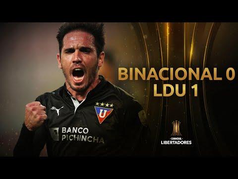 Melhores Momentos | Binacional 0 x 1 LDU | Fase de Grupos | Libertadores 2020