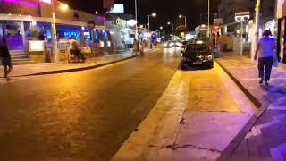 Протарас. Остров Кипр. Май 2019