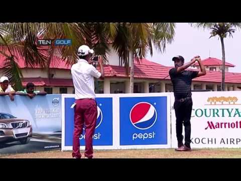 2014 PGTI Cochin Masters presented by CIAL Golf & Country Club (Super Series Event) - Part 2
