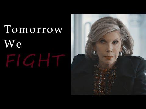 Diane Lockhart [The Good Fight] - Tomorrow We Fight [4x07]