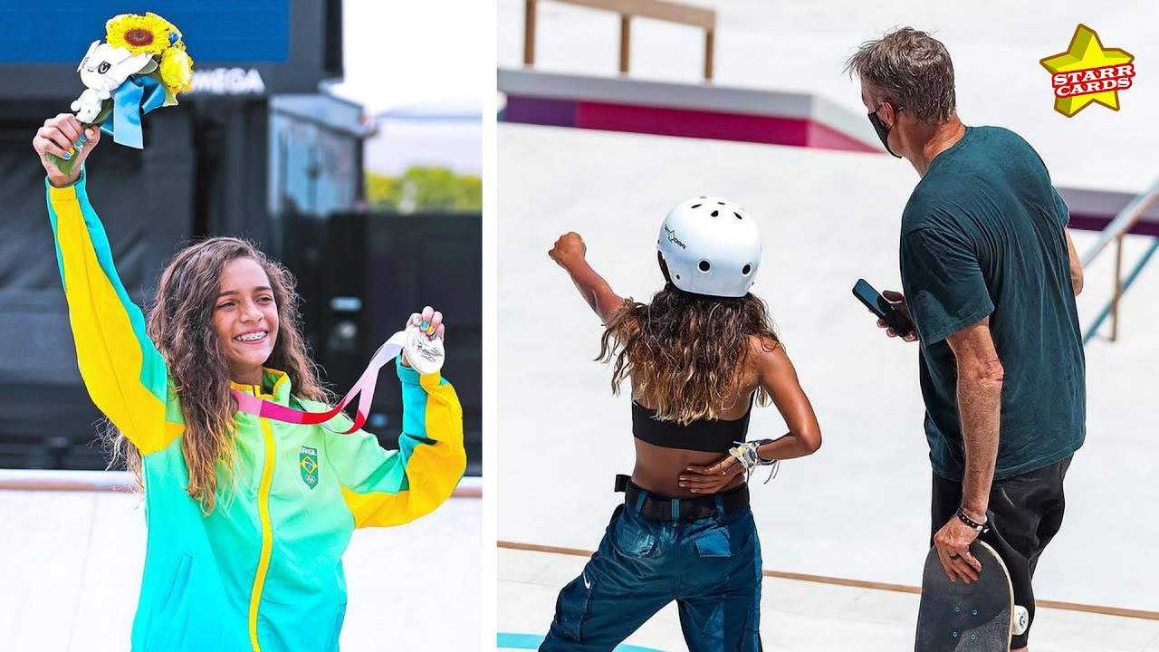 Rayssa Leal Went From 'Skateboarding Fairy' to Olympic Silver ...
