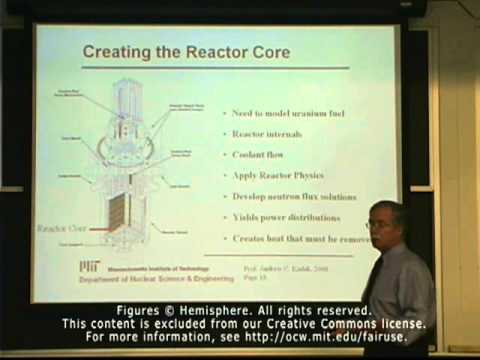 Lec 1 | MIT 22.091 Nuclear Reactor Safety, Spring 2008