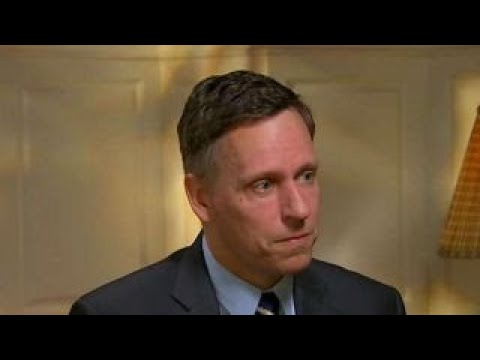Peter Thiel on leaving Silicon Valley for Los Angeles