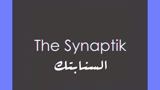 The Synaptik - KAS GALEB  | كاس قلب (Official Lyrics Video)