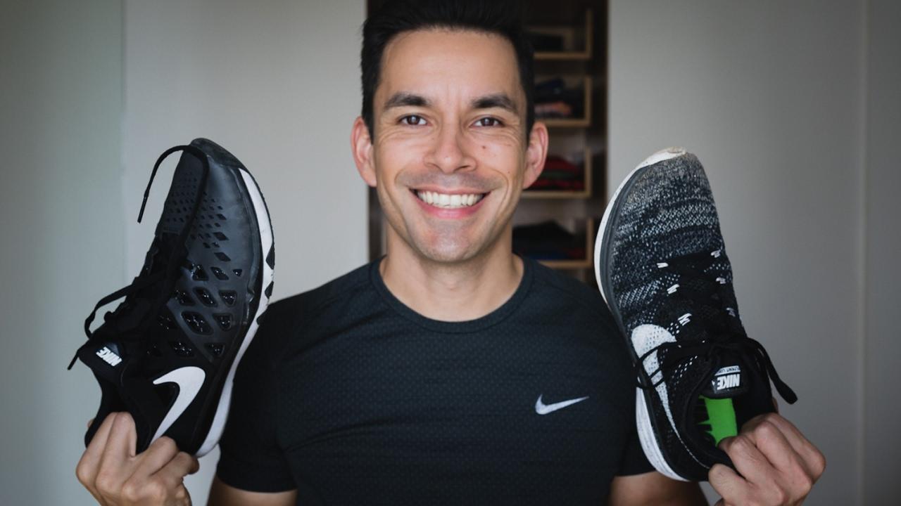 info for ba9cd 8373b Running Shoes vs Training Shoes Yang mana lebih sesuai