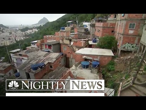 Inside the Favelas: A Look at Rio's Most Impoverished Neighborhoods | NBC Nightly News