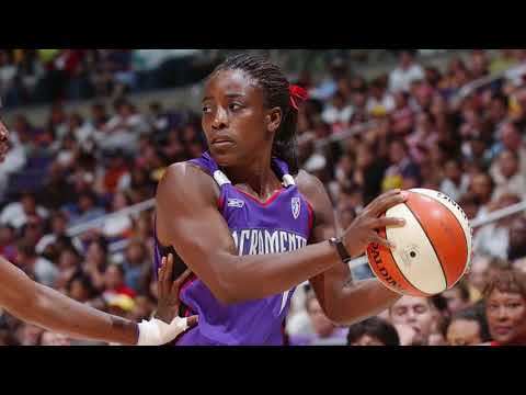 Ruthie Bolton - WNBA Star & Olympic Athlete