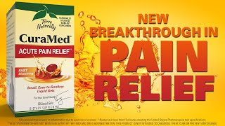 CuraMed Acute Pain Relief*† | Terry Naturally