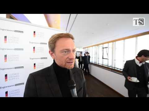 Interview Christian Lindner - FDP