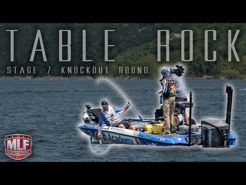 Top 10 advance to championship day! Major League Fishing 2019