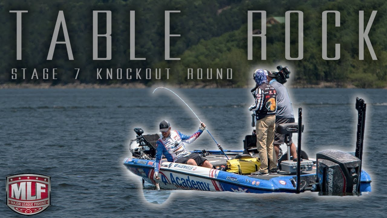 Top 10 advance to championship day! Major League Fishing ...