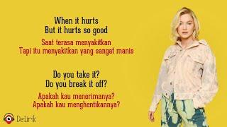 Hurts So Good - Astrid S (Lirik Lagu Terjemahan)