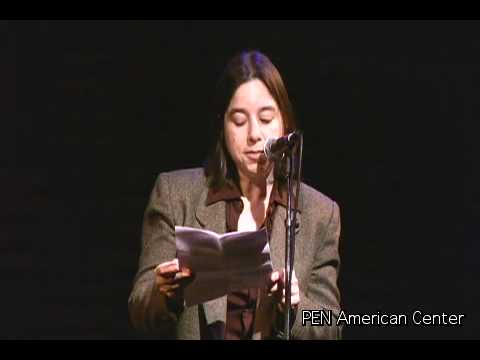 "Sarah Schulman Reads ""The Transformation of Silence Into ..."