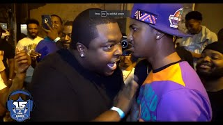 """AVE TELLS RYDA """"YOU AIN'T READY FOR THE MUD"""" IN THE STREETS AFTER BANNED LEGACY 2"""