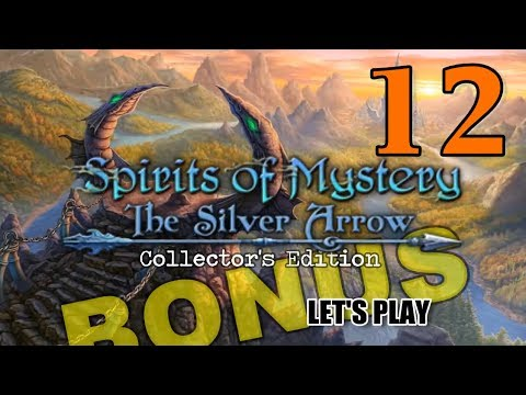 Spirits of Mystery 4: The Silver Arrow CE [12] w/YourGibs - CUTE BABY TURTLES - BONUS (1/3)