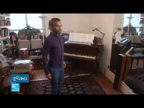 الموسيقي الأوبرالي -أوسكار كاستيلينو-...  يؤلف نشيدا وطنيا لسكان المريخ  - 13:59-2020 / 8 / 4