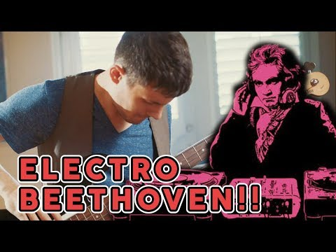 Electronic Beethoven in 60 SECONDS!!
