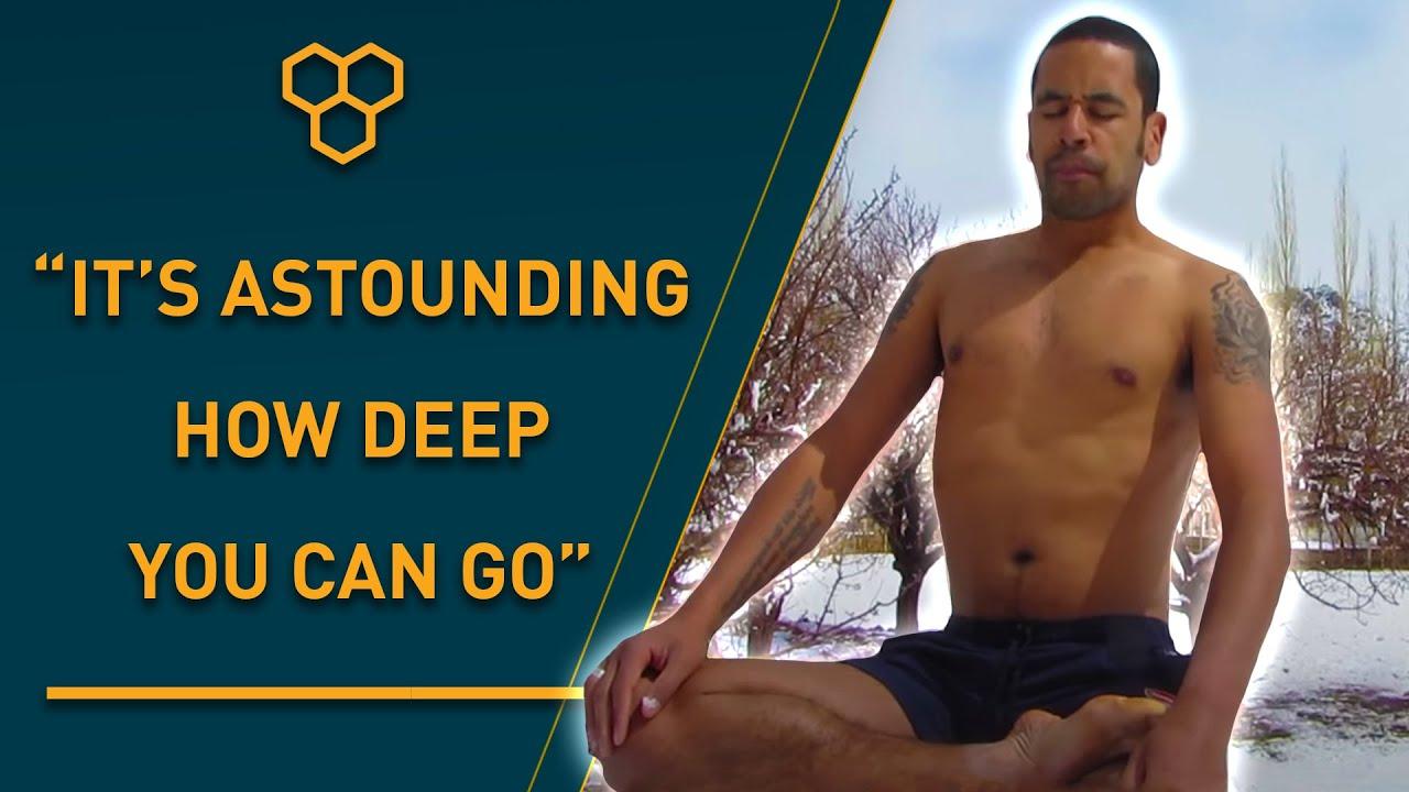 """It's astounding how deep you can go"" | Wim Hof Method | Fundamentals Video Course"