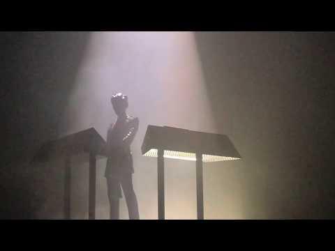 GESAFFELSTEIN - Hellifornia / Hate Or Glory - Live @ The Shrine LA (11/9/2019)