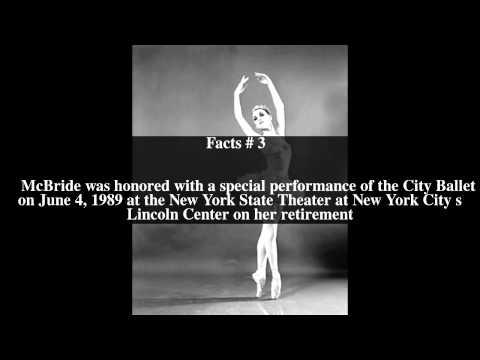 Patricia McBride Top # 5 Facts