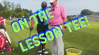 Pitching Lesson - Intermediate Golfer