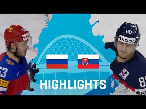 Russia - Slovakia | Highlights | #IIHFWorlds 2017