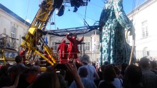 Royal de luxe nantes. .2014. ..