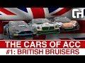 Assetto Corsa Competizione Cars #1: British Bruisers