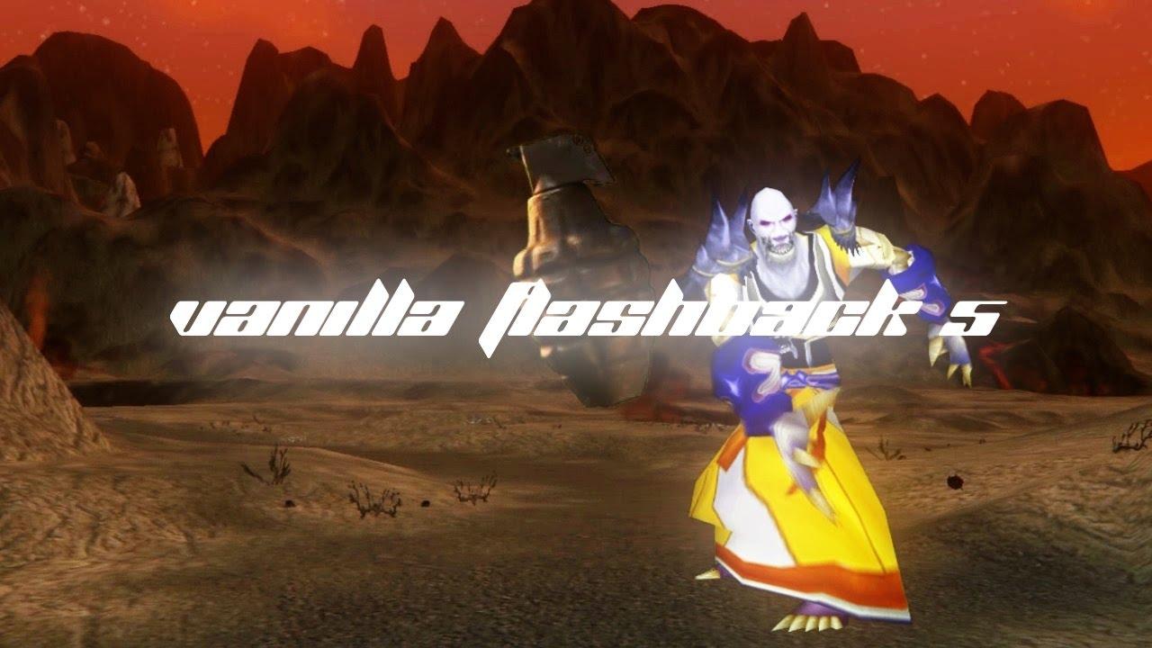 Vanilla Flashback 5 - Naxxramas Frost Mage PvP (1 12 1)