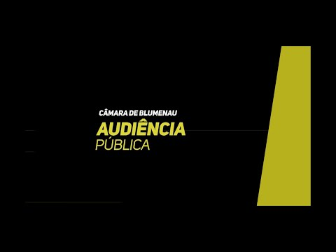 Audiência Pública - 05/08/2020