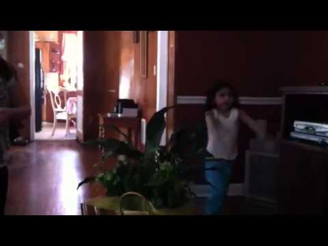 Alexa fernanda luna dancing, never say never