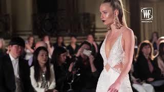 Berta Весна/Лето 2018 Неделя Свадебной Моды в Нью-Йорке