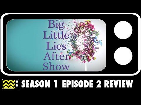 Big Little Lies Season 1 Episode 2 Review & After Show | AfterBuzz TV