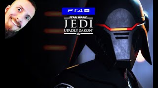 STAR WARS JEDI: UPADŁY ZAKON - [PS4 PRO] #4