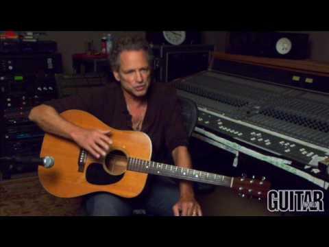 Fleetwood's Mac Lindsey Buckingham Guitar Lesson (Part 1)