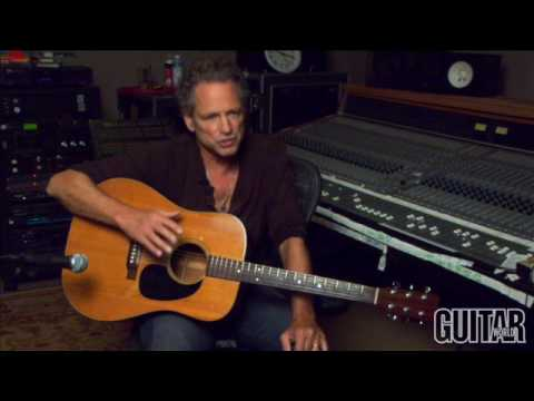 Fleetwood's Mac Lindsey Buckingham Guitar Lesson (Part 1)