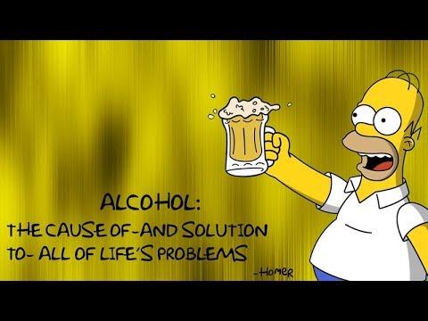 James O'Brien vs Alcohol