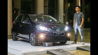 【现场报导】Perodua Myvi 2017