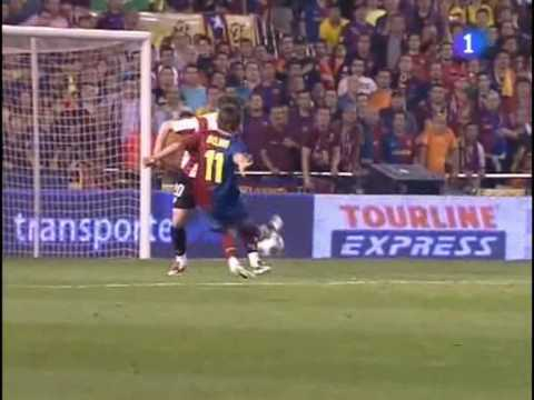 Ath. Bilbao Vs Barça -Final Copa Rey 2009-