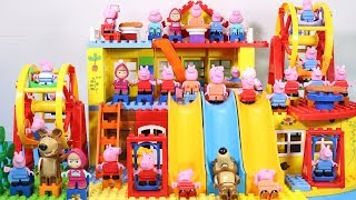 Lego House With Water Slide Building Toys - Lego Creations Toys For Kids #6