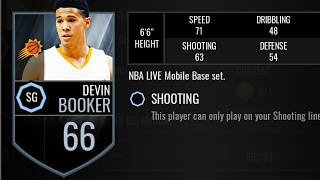 RARE CARD ALERT! 66 DEVIN BOOKER WILL MAKE YOU CRINGE!!!