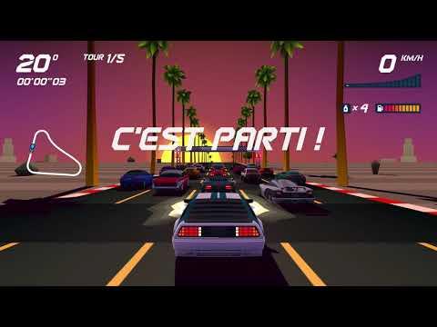 Horizon Chase Turbo - Look Mom, No Hands! Achievement - 109 Race Endurance