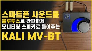고음질 블루투스 리시버 Kali MV-BT 리뷰