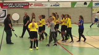 NL kampioen 2017 Zaalvoetbal Dames Reiger Boys
