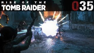 Rise of the Tomb Raider #035 | Der Hinterhalt | Let's Play Gameplay Deutsch thumbnail